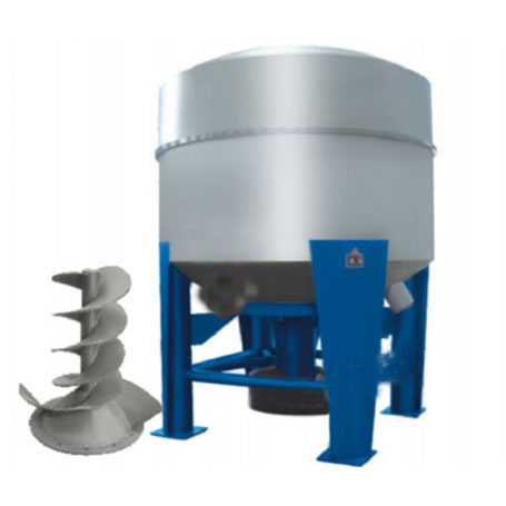 Waterpower pulp machine
